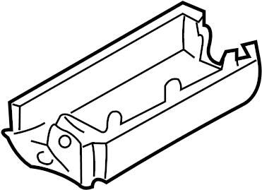 INFINITI I30 Fuse Box Cover. ROOM, FITTING, ENGINE - 24382 ...